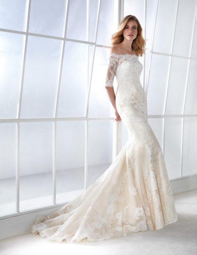 Wedding dresses worcester white one famosa