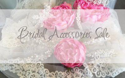 Bridal Accessories – SALE!