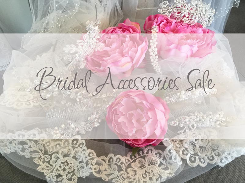 Bridal Accessories – SALE!