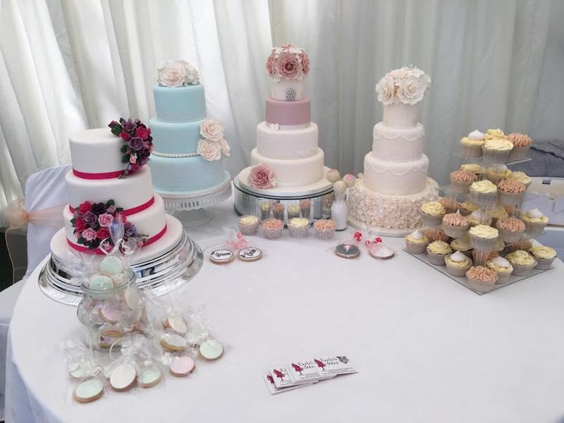 Wedding Cake Makers Worcester