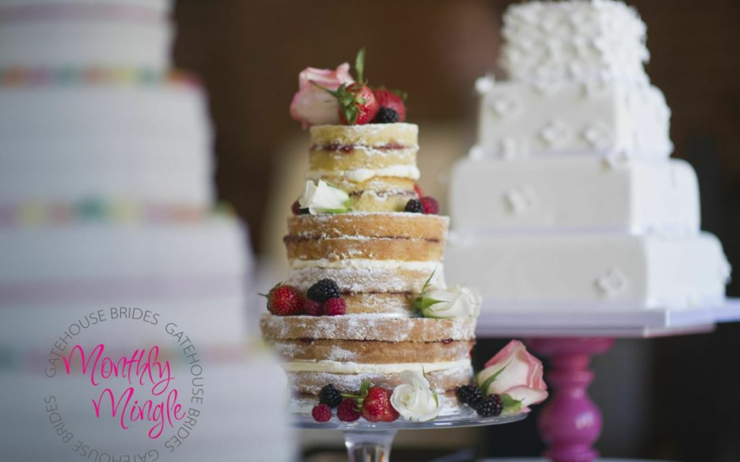 October Monthly Mingle – All Things Cake!