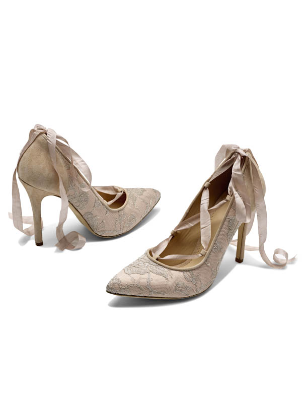 Bridal Shoes Worcester Di Hassall PEACHETTE