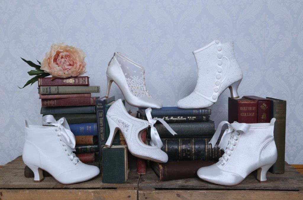 NEW IN – Bridal Shoes!
