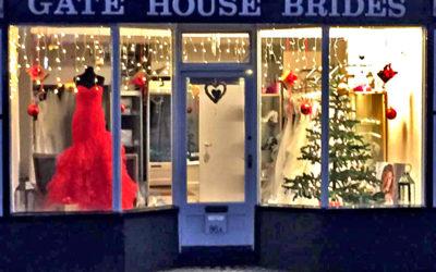 Christmas Opening Hours at Gatehouse Brides