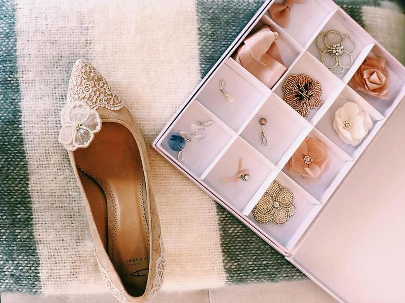 June is Bridal Shoe Month at Gatehouse Brides