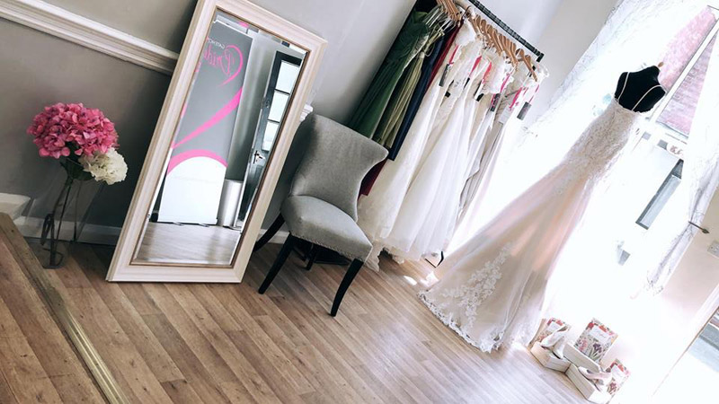 Our Wedding Dress Outlet is Open!