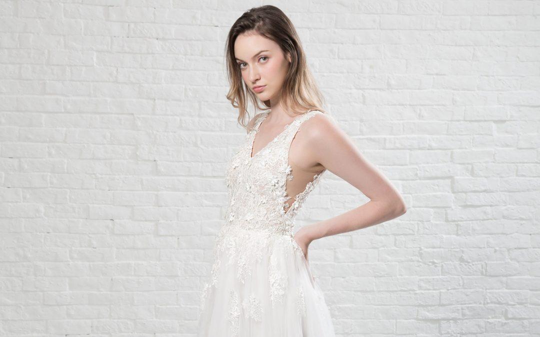 New Designer & Huge Launch Event – Eliza & Ethan at Gatehouse Brides
