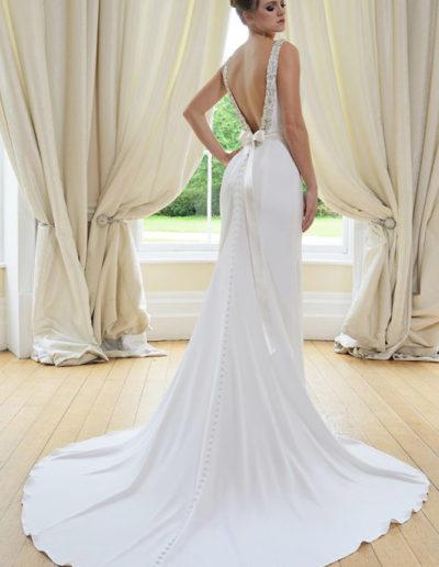 Gatehouse Brides Wedding Dresses Worcester Catherin Parry Julia back