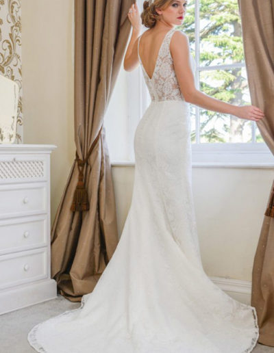 Gatehouse Brides Wedding Dresses Worcester Catherin Parry Molly back