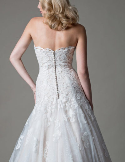 Gatehouse Brides Wedding Dresses Worcester Mia Mia Benjamina back