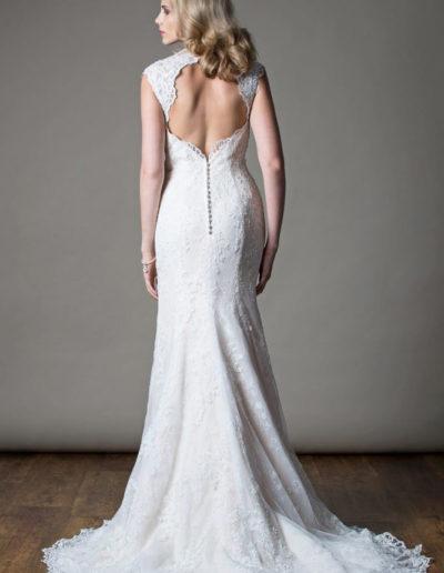 Gatehouse Brides Wedding Dresses Worcester Mia Mia Jemima back