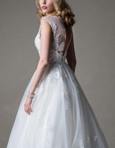 Gatehouse Brides Wedding Dresses Worcester Mia Mia Nicolette back
