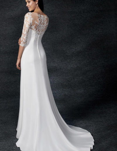 Gatehouse Brides Wedding Dresses Worcester Private Label by G GA2325 back