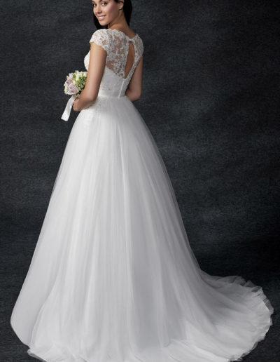 Gatehouse Brides Wedding Dresses Worcester Private Label by G GA2326 back