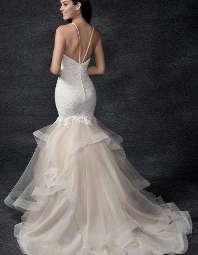 Gatehouse Brides Wedding Dresses Worcester Private Label by G GA2327 back