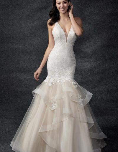 Gatehouse Brides Wedding Dresses Worcester Private Label by G GA2327 front