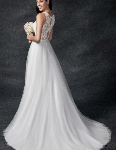 Gatehouse Brides Wedding Dresses Worcester Private Label by G GA2332 back