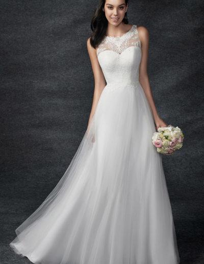 Gatehouse Brides Wedding Dresses Worcester Private Label by G GA2332 front