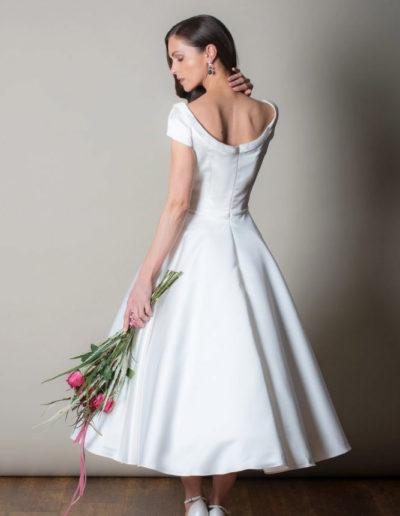 Gatehouse Brides Wedding Dresses Worcester Rita Mae Capri back
