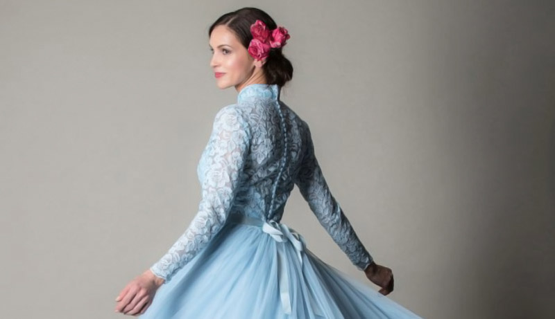 Dress of the Month – Alan Hannah Genoa